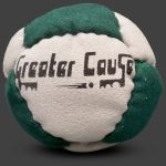 GreaterCause 8 Panel Footbag Hackysack