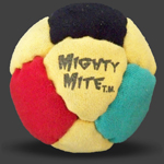 Dirtbag Mighty Might Footbag Hackysack