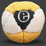 Elemental Mini Shooter Footbag Hackysack