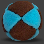 Hania 14 Panel Footbag Hackysack