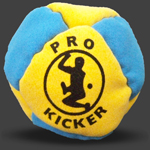 Pro Kicker Sable 8 Footbag Hackysack