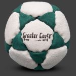 GreaterCause 32 Panel Star Footbag Hackysack