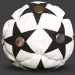Greater Cause 12 Panel Stud Footbag Hacky Sack